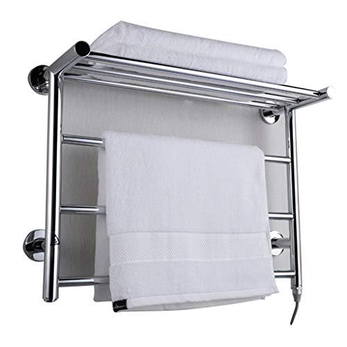 120w/609 * 482 * 232 mm/eenvoudige handdoek staaf elektrische verwarming geplaatst toiletten Verwarmd handdoekenrek