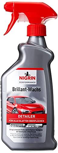Nigrin NIGRIN 72975 Brillant-Wachs Turbo 500