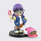 Dr. Slump Arale Budokai Personaje Hermosa niña Animación Modelo Estatua Estatuilla Decoración de Anime Carácter