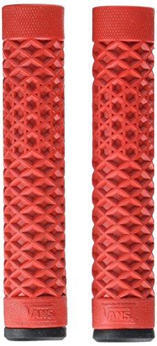 Vans x Cult Flangeless Bike Grips, Red