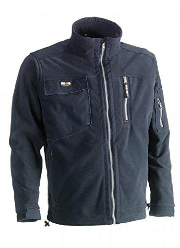 HEROCK® Workwear - HEROCK® Veste Polar ZEUS - XXX-Large, NAVY