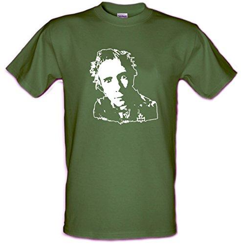 Revolutionary Tees Johnny Rotten Sex Pistols Punk Pil Che Guevara estilo pesado Camiseta de algodón todos los tamaños pequeño–XXL