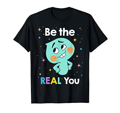 Disney Pixar Soul 22 Be The Real You T-Shirt