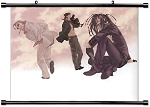 Speed Grapher Anime Fabric Wall Scroll Poster (32 x 23) Inches.[WP]Spe-30 (L)
