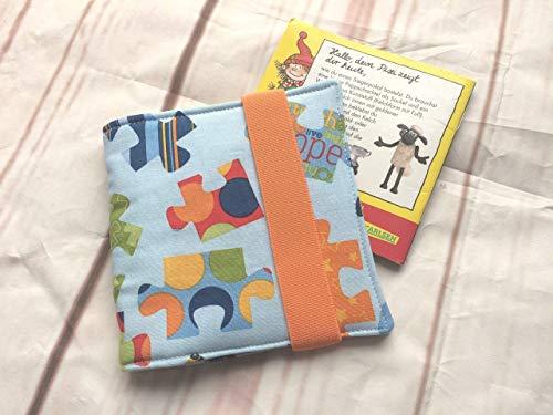 Pixibuch Hülle PUZZLE Hülle für original Pixibücher und Maxi Pixi