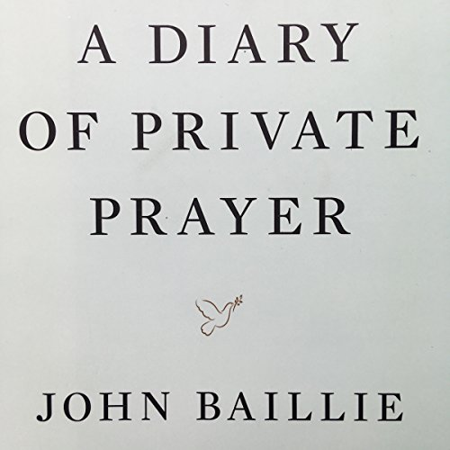 A Diary of Private Prayer audiobook cover art