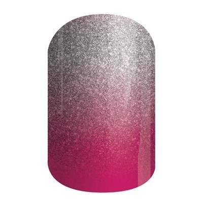 Jamberry Nail Wraps: Berry Sparkler (FULL SHEET)