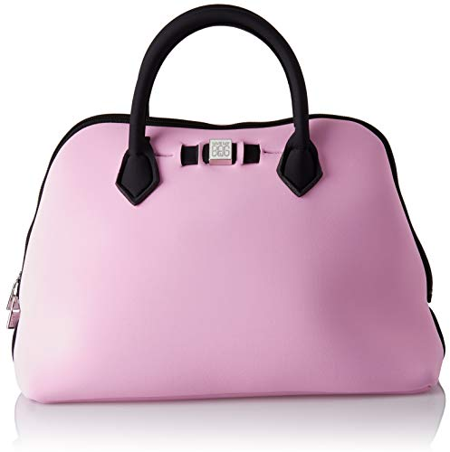 save my bag Princess Midi, Borsa a Mano Donna, Rosa/Hollywood, 36x26x16 cm (W x H x L)