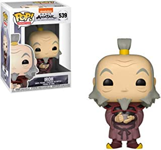 Funko Pop! Animation: Avatar - Iroh with Tea Toy, Multicolor