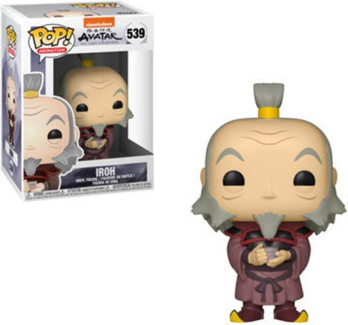 Pop Avatar Iroh Vinyl Figure
