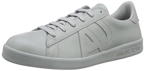 Armani Jeans 06565YO, Baskets homme - Gris - Grau...