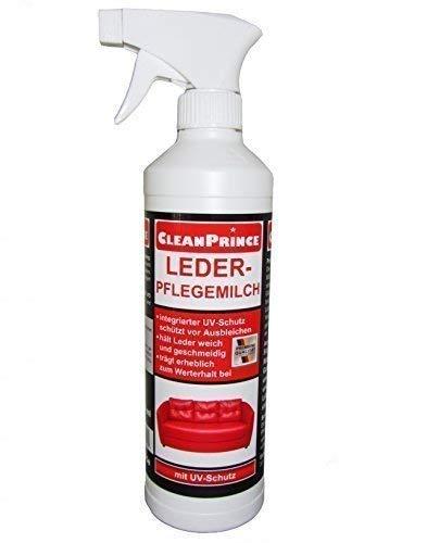 CleanPrince -  LEDER-PFLEGEMILCH