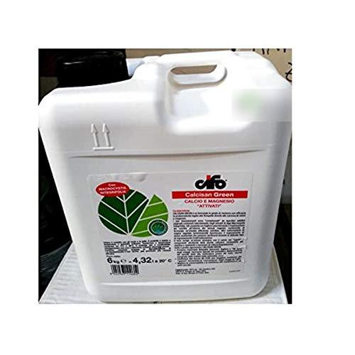 CALCISAN GREEN Cifo concime fogliare con calcio e magnesio 6 kg