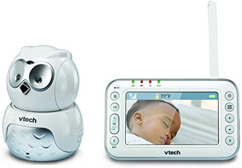 Vtech Digital Video Baby Monitor in Owl Housing (Multicolor)
