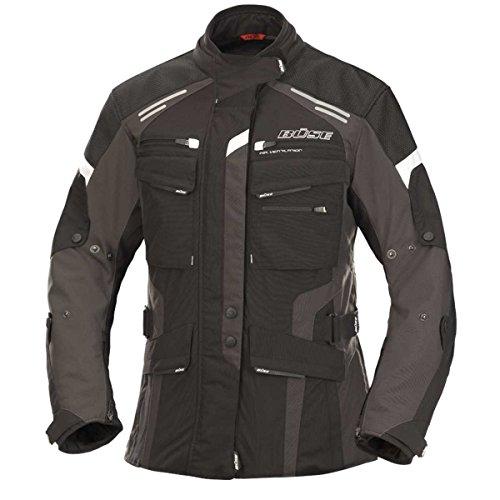 Büse 115960-36 Torino Evo Damen Jacke, Schwarz, Größe : 36