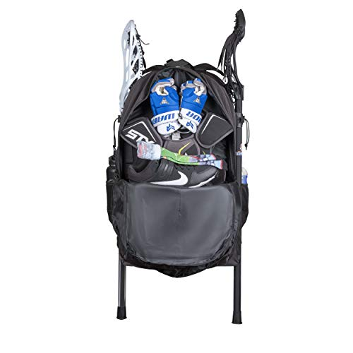 Lacrosse Backpack- Extra Large Deluxe Lacrosse Bag