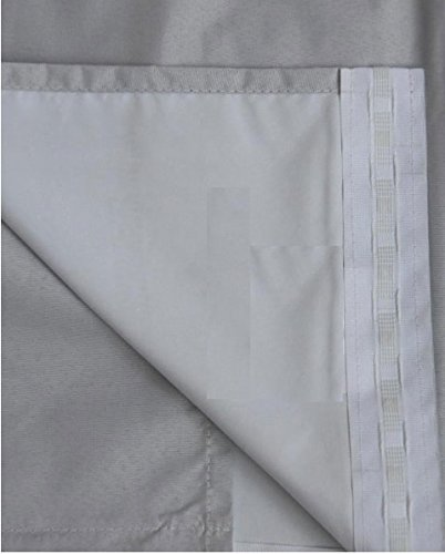 RAYYAN-LINEN-90-Width-X-90-Drop-BLACKOUT-THERMAL-CURTAIN-LININGS-IncHooks-FOR-ALL-TYPES-OF-CURTAINS-3-PASS-LINING-TAPE-TOP-SOLAR-LIGHT-REFLECTIVE-COATED