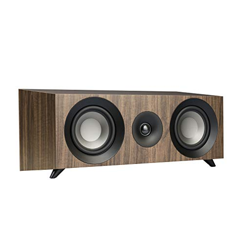 Cheapest Prices! Jamo Studio Series S 83 CEN-WL Walnut Center Speaker
