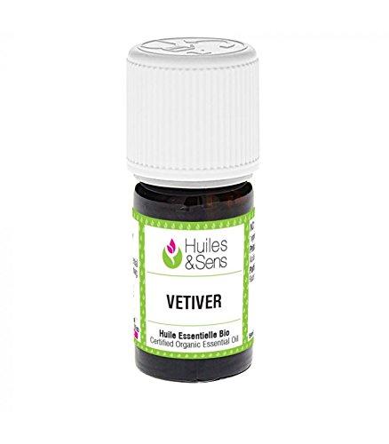 huile essentielle vétiver (bio)