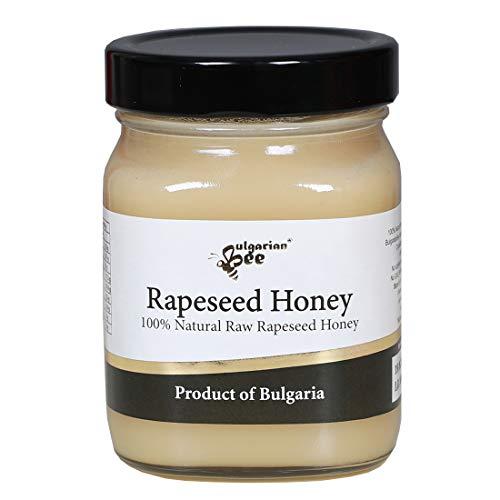 900 g Miel de Colza - crudo, sin calentar, sin filtrar, sin azúcar
