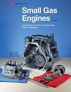 BY Roth, Alfred C ( Author ) [{ Small Gas Engines: Fundamentals, Service, Troubleshooting, Repair, Applications (Tenth Edition, Textbook) By Roth, Alfred C ( Author ) Oct - 14- 2011 ( Hardcover ) } ]