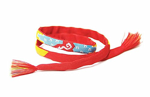Tokyo-H Your Name Lucky Bracelet or Hair Ribbon