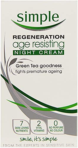 Simple regenerierende Nachtcreme, 50ml