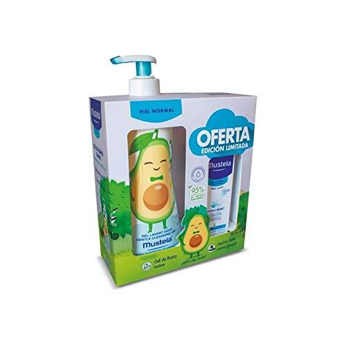 Mustela Mustela Pack Piel Normal Gel 500Ml + Champu 40Ml 540 ml