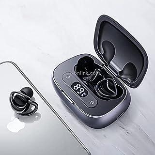 Joyroom Jr-T10 Bluetooth 5.0 Binaural Tws Bluetooth Earphone With Charging Box(Black) 45 * 62 * 22.6Mm