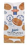Daelmans Mini Stroopwafels | Caramel Stroopwaffles | Jarabe Waffles – 8 g x 25 en una bolsa – ideal para compartir con amigos, familia y colegas