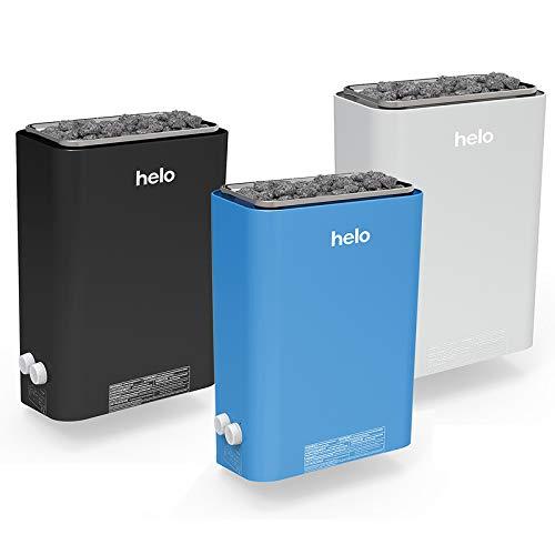 Helo Saunaöfen Vienna - 6.0 kW, Steuereinheit: Eingebaut, Farbe: Blau