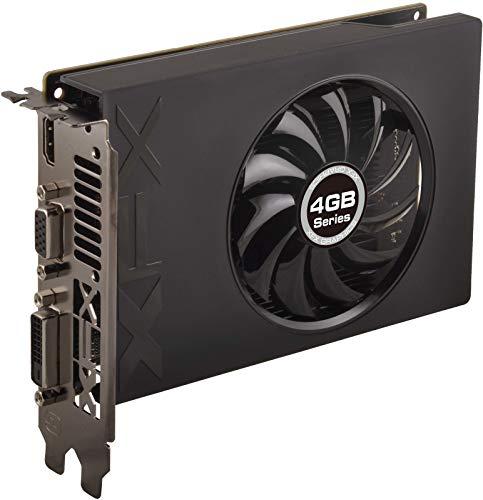 XFX AMD Radeon R7 240 Series,CORE Radeon R7 240 700M 4GB D3, R7-240A-4NF4 (Radeon R7 240 700M 4GB D3 HDMI DVI VGA)