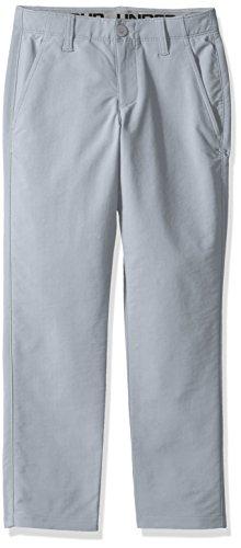 Under Armour Jungen Match Play Pants, Steel, 10