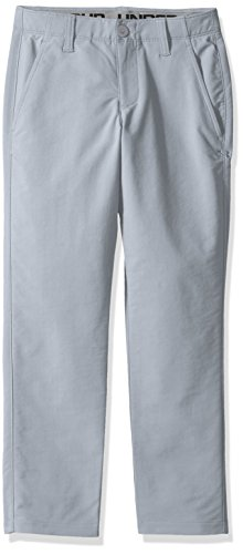 Under Armour Jungen Match Play Pants, Steel, 10