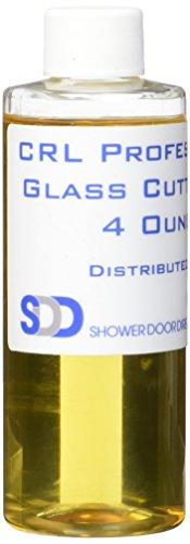 CRL Professional Glass Cutter Oil - 4 Ounce