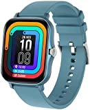 """Fire-Boltt Beast SpO2 1.69"""" Industry's Largest Display Size Full Touch Smart Watch with Blood Oxygen Monitoring, Heart Rate Monitor, Multiple Watch Faces & Long Battery Life (Blue) - Best Reviews Guide"""