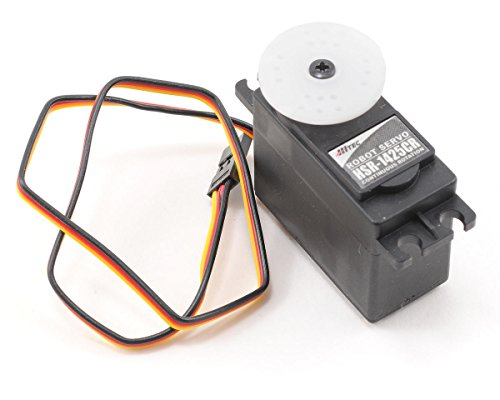 Hitec 31425CR HS-1425CR Continuous Rotation Dual Ball Bearings Servo