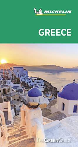 Michelin Green Guide Greece: (Travel Guide)