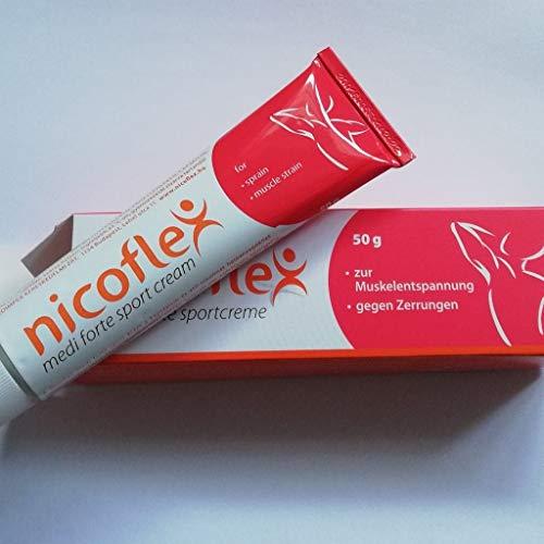 Nicoflex Medi Forte Sportcreme