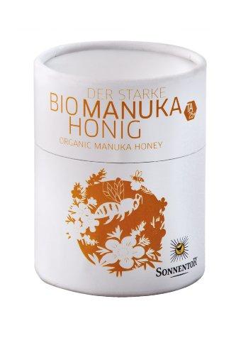 Sonnentor Der Starke - Manukahonig kbA, 1er Pack (1 x 250 g) - Bio