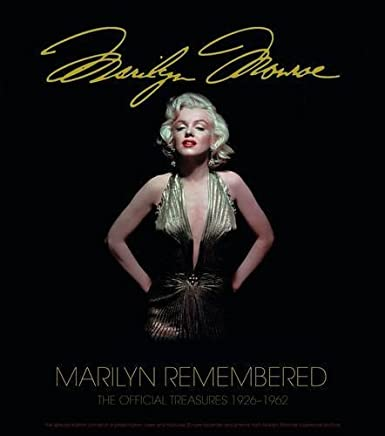 Marilyn Remembered: The Official Treasures by De La Hoz, Cindy (2012) Flexibound
