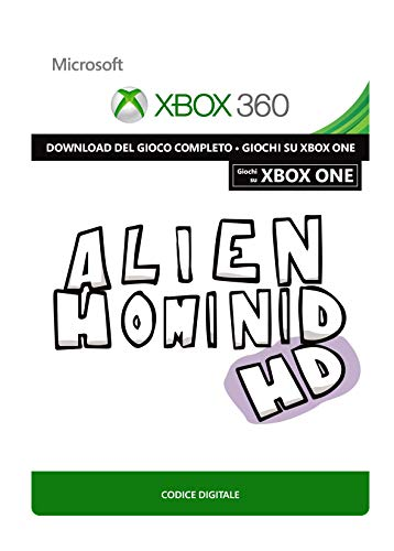 Alien Hominid HD Standard | Xbox 360 - Plays on Xbox One - Codice download