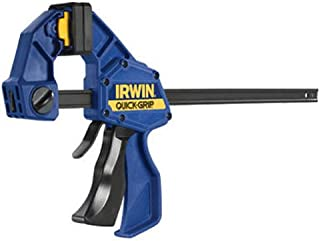 Irwin 1964720 Quick Grip Bar Clamp, Resin, Blue, 24