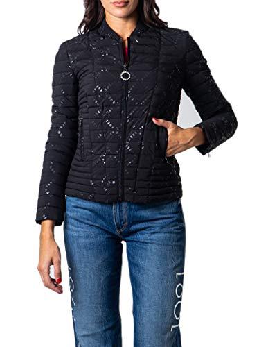 Guess Kurze Daunenjacke Damen Vera Jacket w0yl81wcog0 XL schwarz