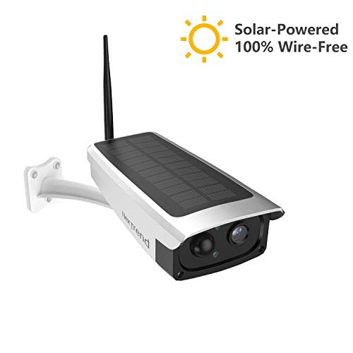 NexTrend Outdoor Solar Powered Camera