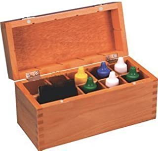 Professional Gold, Silver, Platinum Jewelry Testing Kit with Stone Instructions and Box
