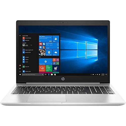 HP ProBook 450 G7 Home and Business Laptop (Intel i5-10210U 4-Core, 8GB RAM, 2TB SATA SSD, Intel UHD Graphics, 15.6' HD (1366x768), WiFi, Bluetooth, Webcam, 2xUSB 3.1, 1xHDMI, Win 10 Pro) (Renewed)