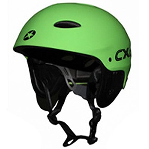 CX Pro Series, Concept X - Casco ideale per Kite Wake Surf, colore verde, M
