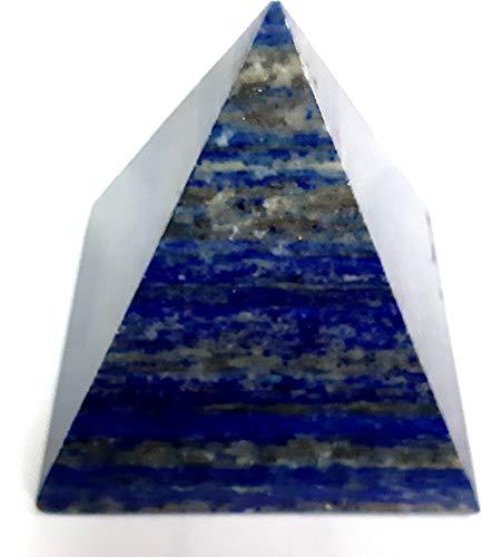 Piramidi di Lapislazzulo,Lapis, con naturali inserti pirite, meditazione, pietre,roccia, minerali, energia, cristalloterapia (Lotto6)