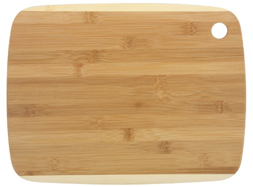 Core Bamboo 1003 Classic 2-Tone Cutting Board, Large